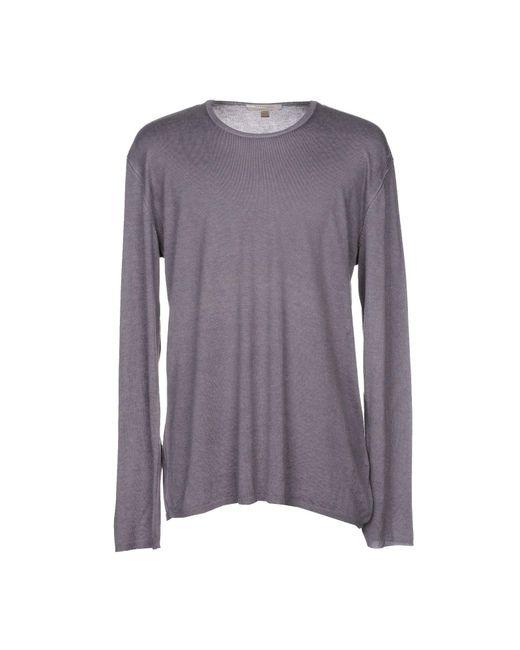 John Varvatos   Gray Sweaters for Men   Lyst