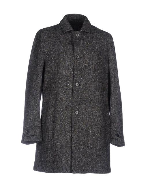 Aspesi | Gray Coat for Men | Lyst