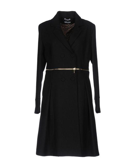 Kor@kor | Black Coat | Lyst