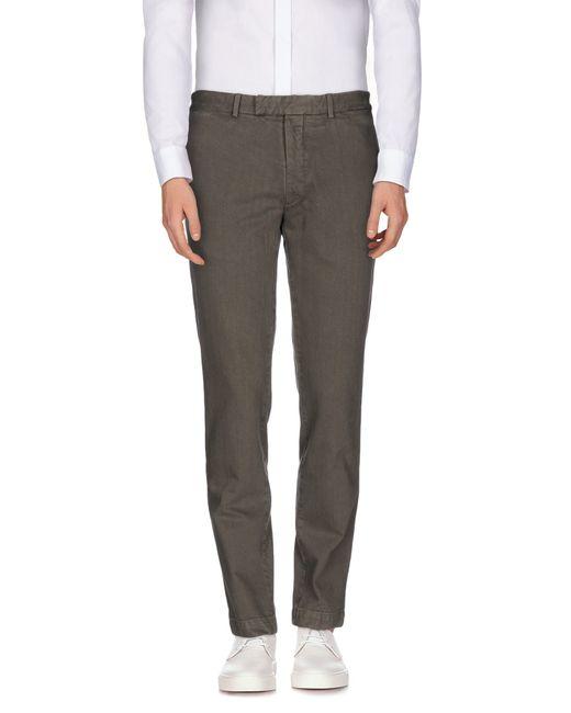 Alain | Gray Denim Trousers for Men | Lyst