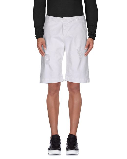 TROUSERS - Bermuda shorts Officina 36 s9l9WV