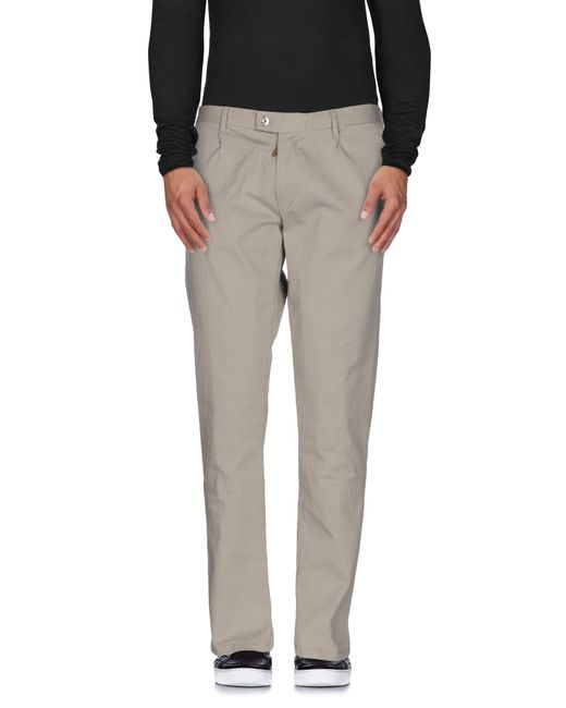 Paolo Pecora | Gray Denim Pants for Men | Lyst