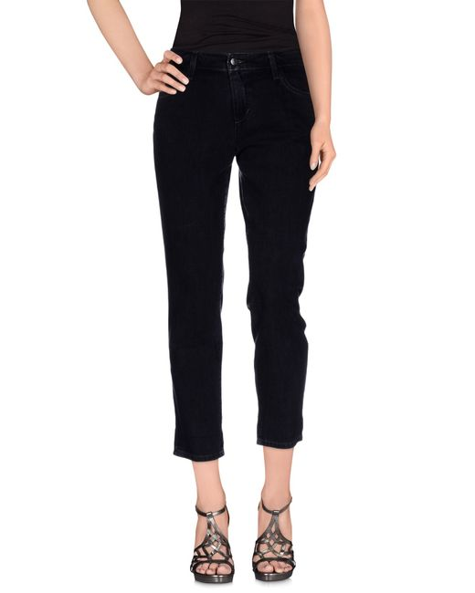 Joe's Jeans | Black Denim Pants | Lyst