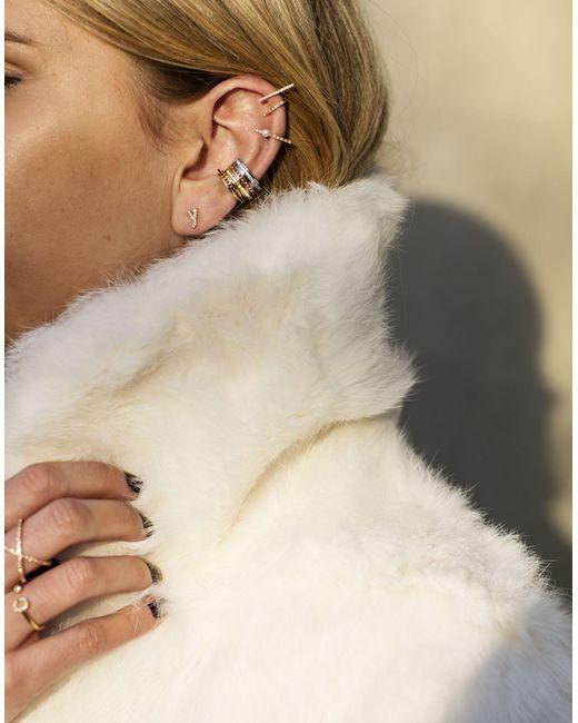 0ae8a021d ... Astrid & Miyu - Multicolor Earring - Lyst