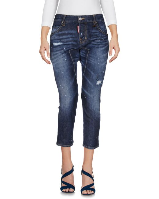 DSquared²   Cool Girl Jeans Blue   Lyst