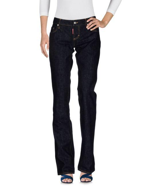 DSquared² | Blue Deana Jeans | Lyst