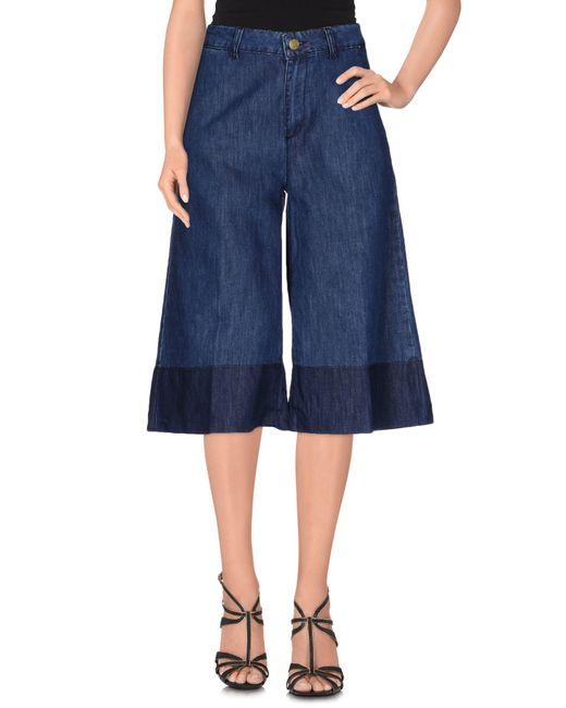 Space Style Concept | Blue Denim Pants | Lyst