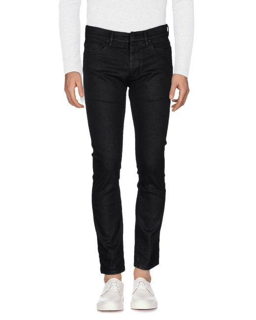 Ring | Black Denim Trousers for Men | Lyst