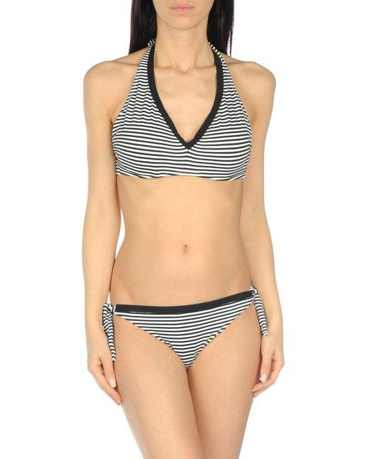 Les Copains - White Bikini - Lyst