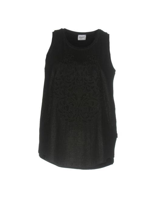 Blugirl Blumarine - Black T-shirts - Lyst
