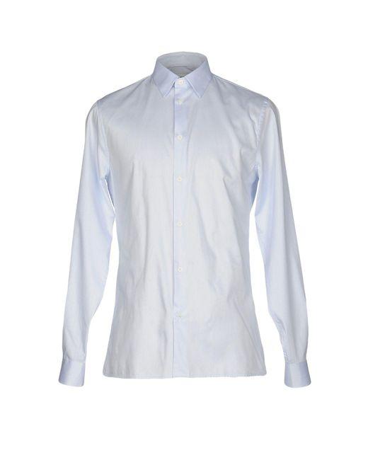 Éditions MR - Blue Shirts for Men - Lyst