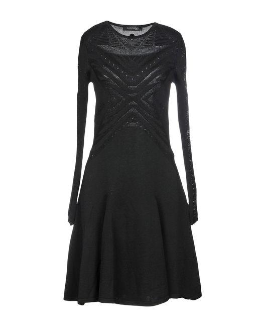 Guess Black Short Dress