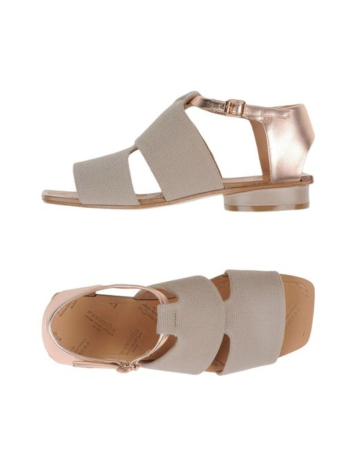 Maison Margiela - Natural Sandals - Lyst