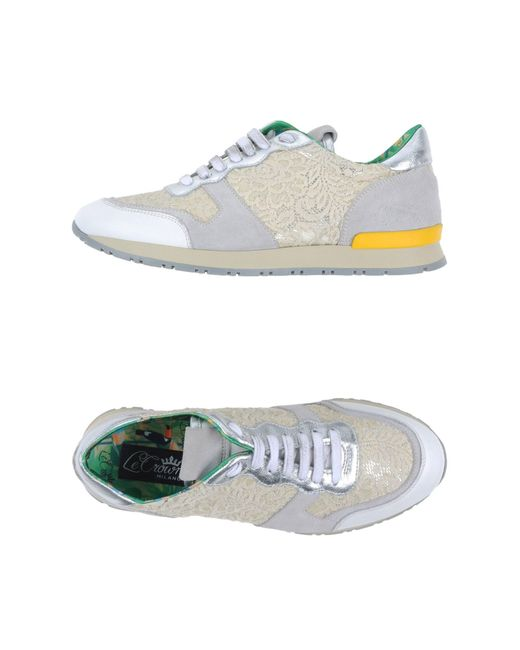 Lecrown | White Low-tops & Sneakers | Lyst