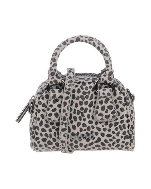 Liu Jo | Gray Handbag | Lyst