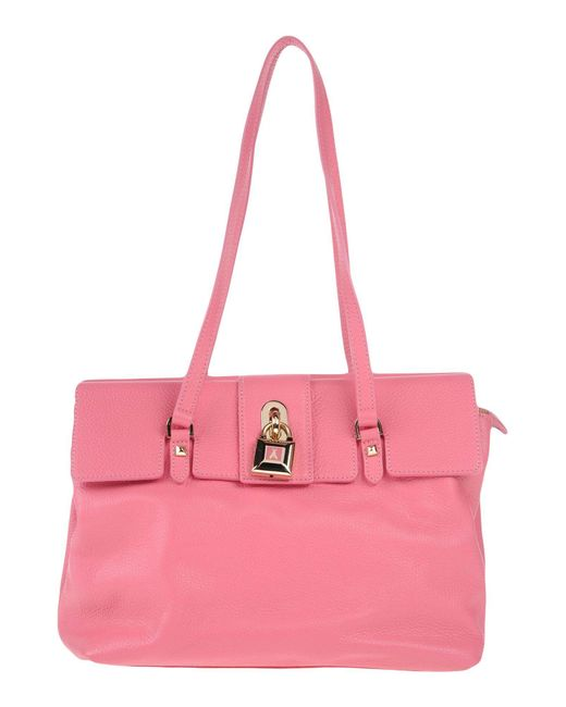 Patrizia Pepe | Pink Shoulder Bag | Lyst