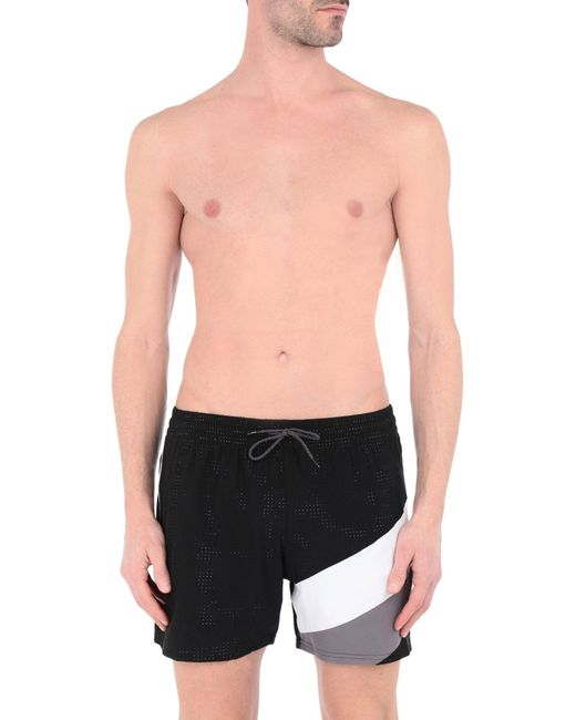 7dff6da18e ... Nike - Black Beach Shorts And Pants for Men - Lyst