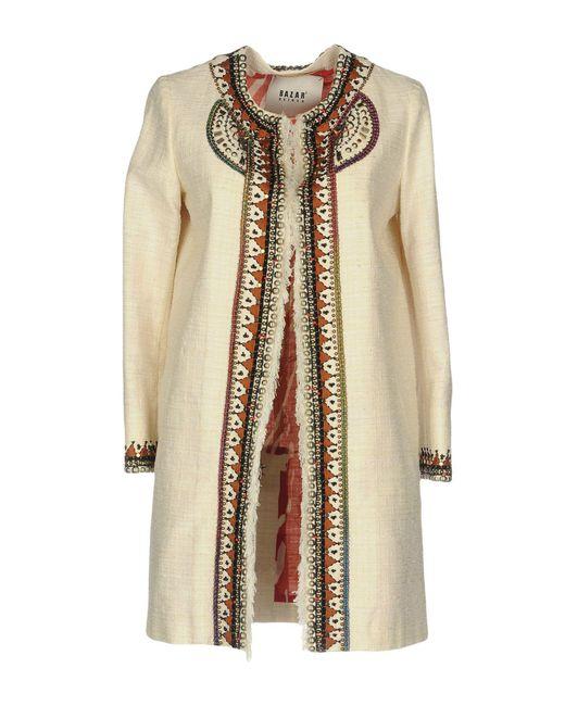 Bazar Deluxe - Natural Overcoat - Lyst