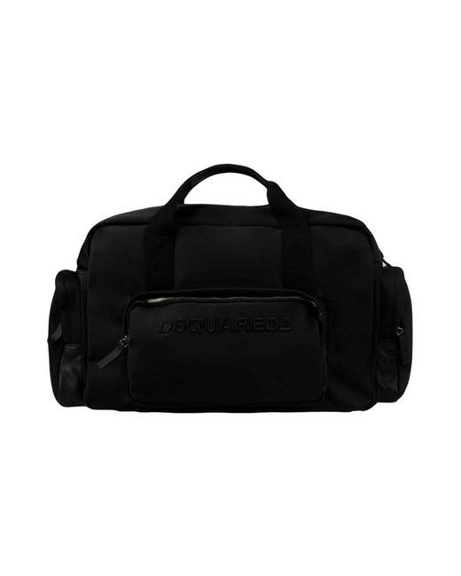 DSquared² - Black Luggage for Men - Lyst