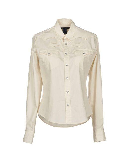 Ralph Lauren - White Shirts - Lyst