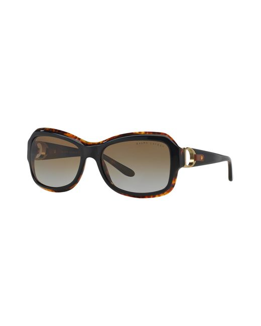 Ralph Lauren | Brown Sunglasses | Lyst