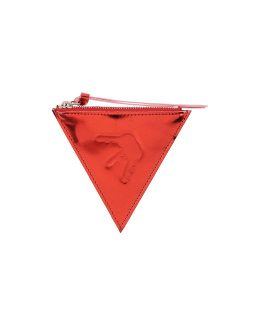 MM6 by Maison Martin Margiela | Red Key Ring | Lyst