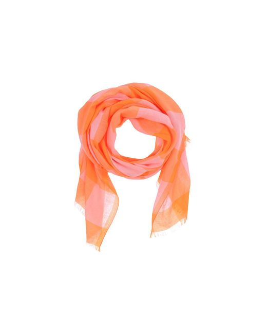 Marc By Marc Jacobs | Orange Scarf | Lyst