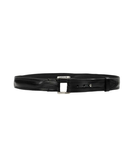 John Varvatos | Black Belt for Men | Lyst