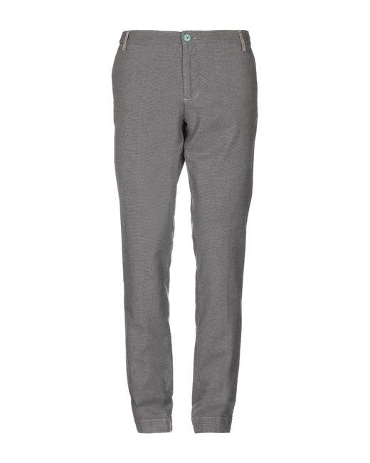 Dimattia - Gray Casual Trouser for Men - Lyst