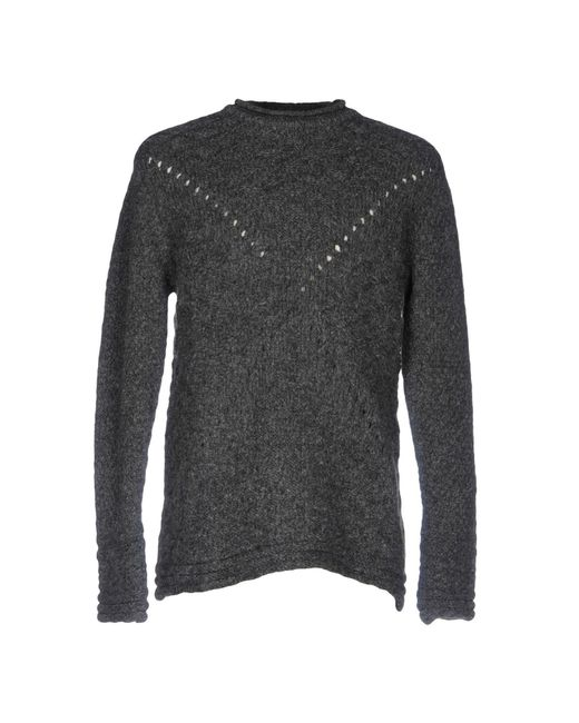 Tom Rebl - Gray Jumper for Men - Lyst
