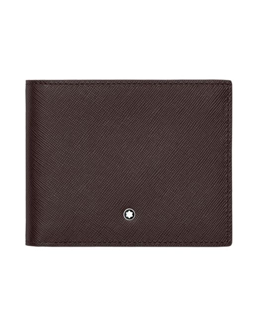 Montblanc - Brown Wallet for Men - Lyst