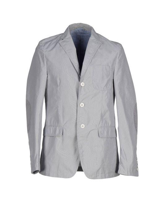 Guess | Gray Blazer for Men | Lyst