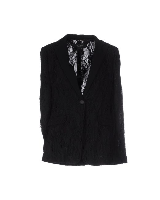 Rag & Bone | Black Elson Liner Jacket | Lyst