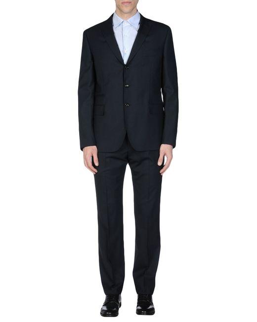 Tonello | Blue Suit for Men | Lyst