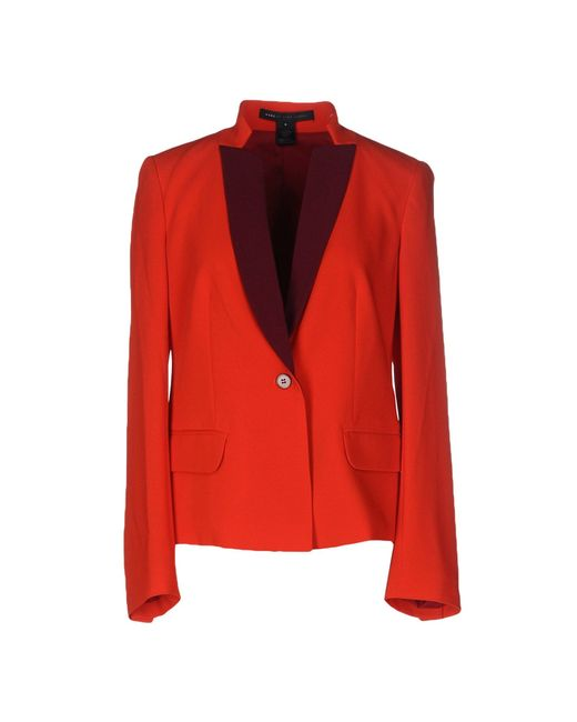 Marc By Marc Jacobs | Red Blazer | Lyst