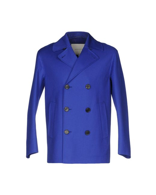 Mackintosh | Blue Jacket for Men | Lyst