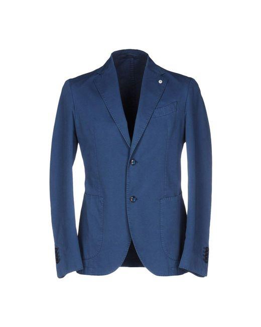 L.b.m. 1911 | Blue Blazer for Men | Lyst