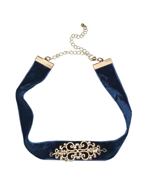 Jolie By Edward Spiers | Blue Necklace | Lyst