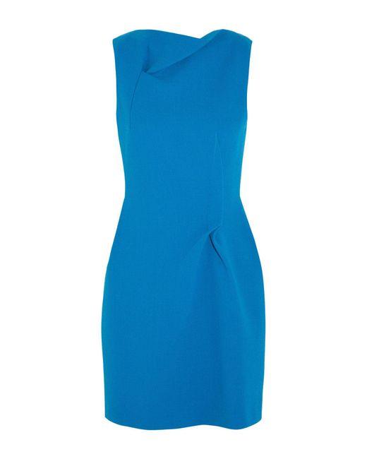 Roland Mouret - Blue Short Dresses - Lyst