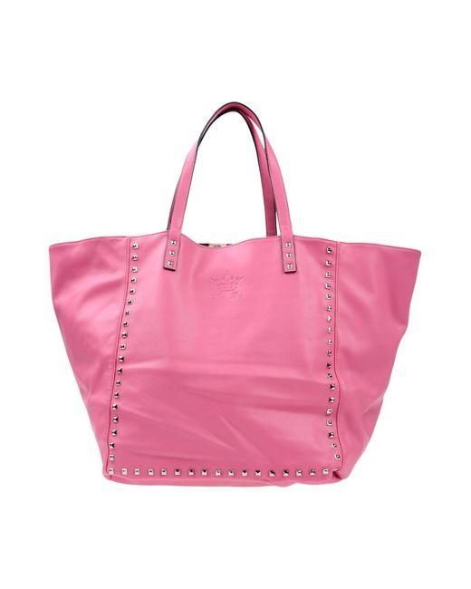 Mia Bag - Pink Handbag - Lyst