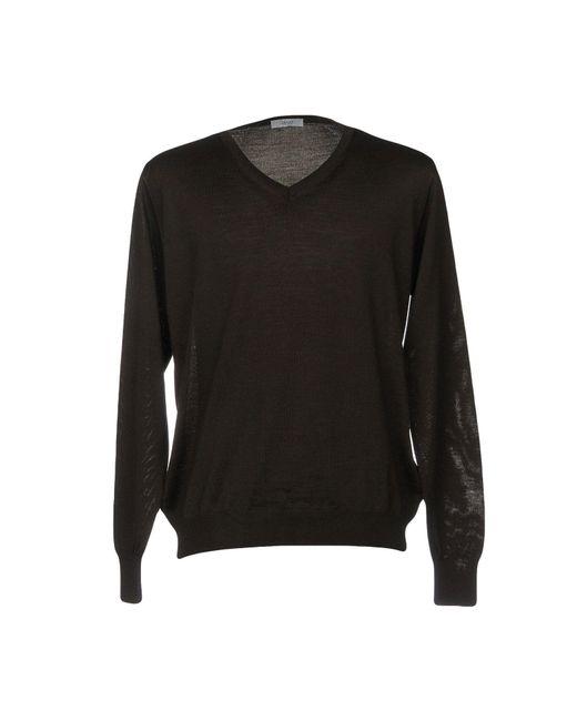 Liu Jo - Brown Sweaters for Men - Lyst