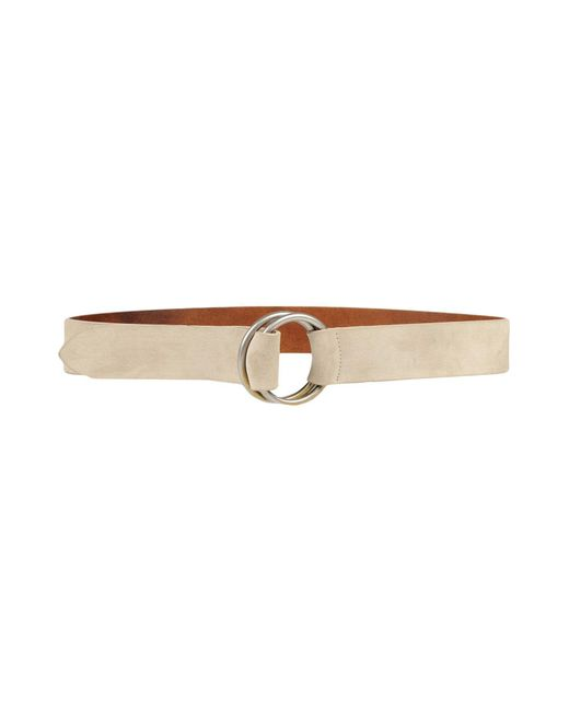 Maison Margiela - White Belts - Lyst