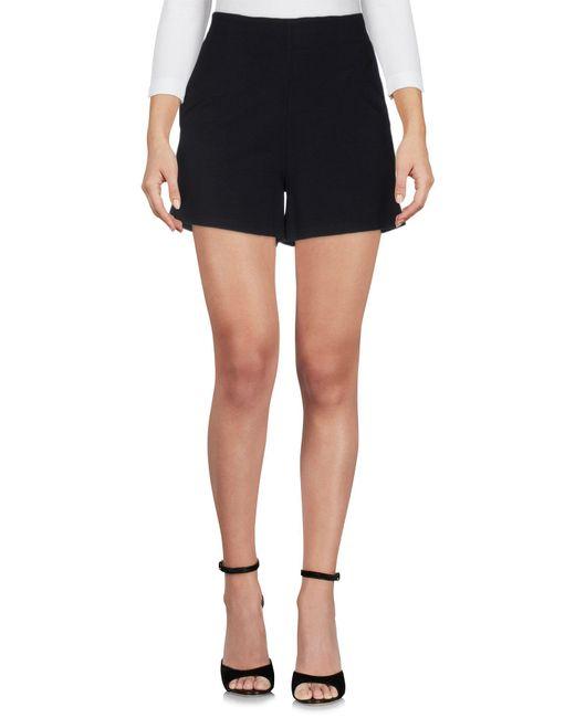 Gallery - Black Shorts - Lyst