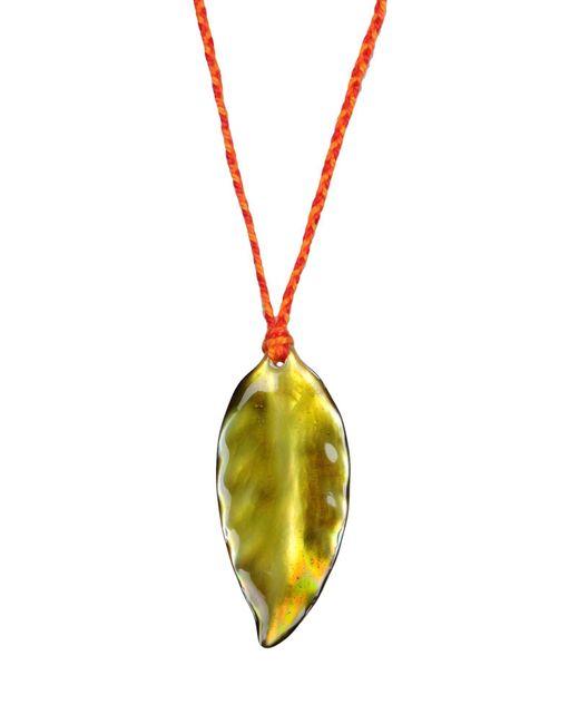 Aurelie Bidermann | Yellow Necklace | Lyst