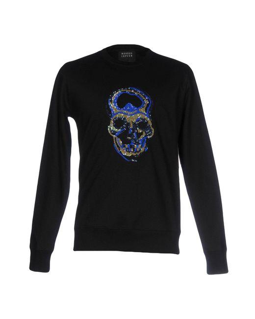 Markus Lupfer   Black Sweatshirt for Men   Lyst