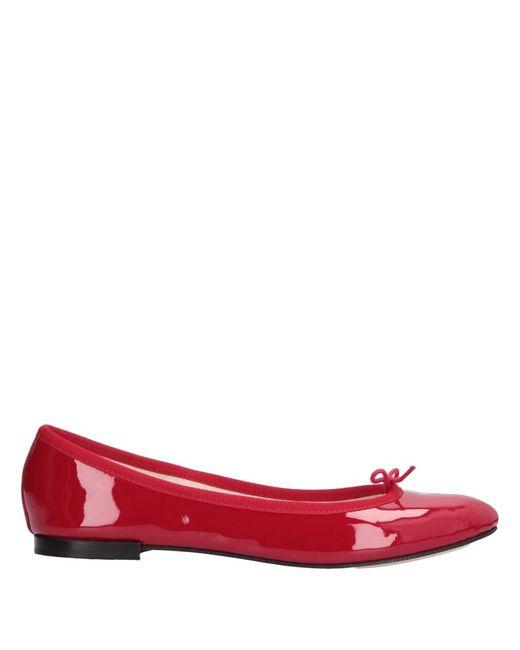 Repetto - Multicolor Lilli Patent Leather Ballerinas - Lyst