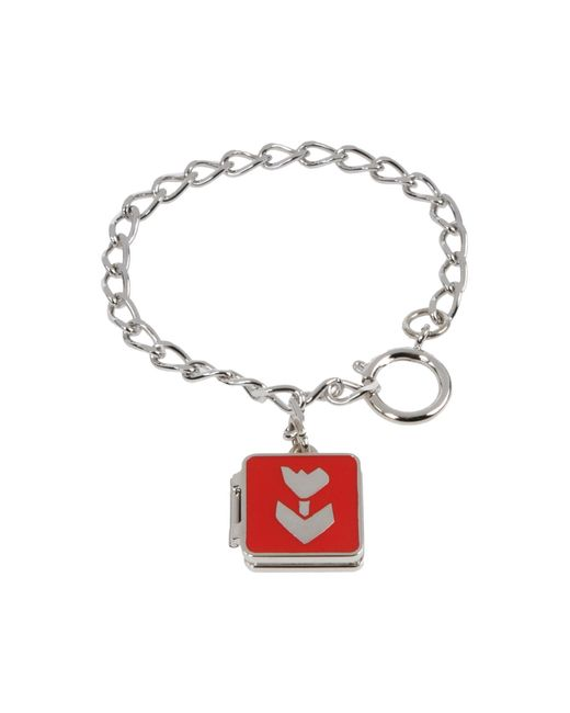 Jil Sander Navy | Metallic Bracelet | Lyst