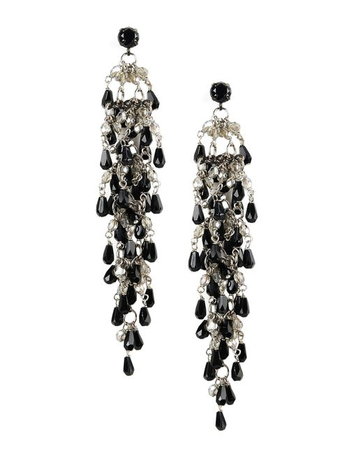 First People First   Black Earrings   Lyst