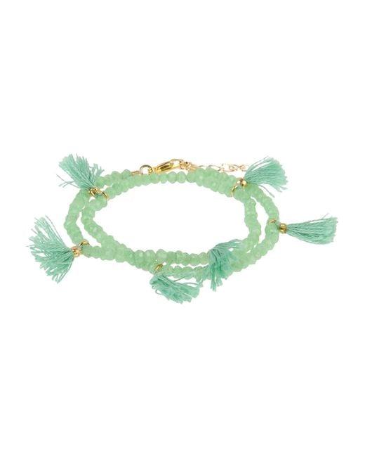 Shashi | Blue Bracelet | Lyst