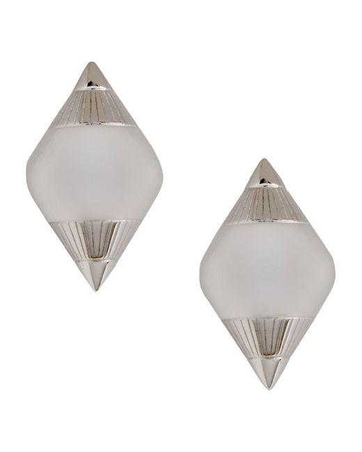 Lara Bohinc | Metallic Earrings | Lyst